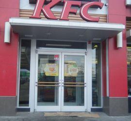 玉林KFC肯德基门,肯德基门定做最新