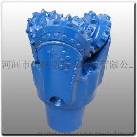 江汉HJ537 8寸半三牙轮钻头 镶齿石油牙轮钻头