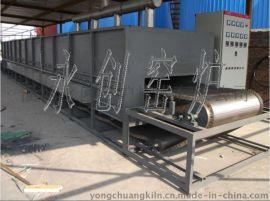 永创39米电热/燃气网带窑