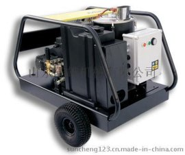 山东陆雄燃油热水高压清洗机丨零件表面高压清洗机丨汽车发动机高压清洗机
