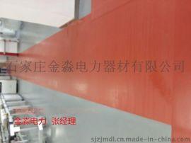 金淼电力生产配电室用3mm厚红色绝缘垫