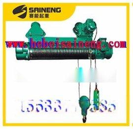 防爆钢丝绳电动葫芦,钢丝绳电动葫芦