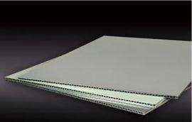 铝瓦愣复合板  广州铝瓦愣板生产厂家