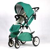 意大利品牌高景观多功能婴儿推车