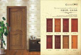 純白色烤漆門,水曲柳開放漆木門廠家