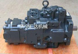 小松PC50 55MR-2液压泵 主泵 小松大泵总成 小松原厂配件