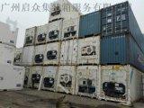 广州二手集装箱 南沙冷藏集装箱 现货供应