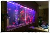 常州蘇州 無錫 南通泰州鴻顏無錫魚缸設計定做別墅魚缸廠家放心省心