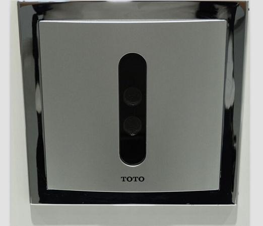 TOTO卫生间小便器长流水故障维修