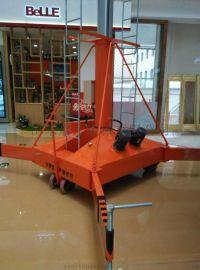 丽江市  启运套缸式室内小型升降机