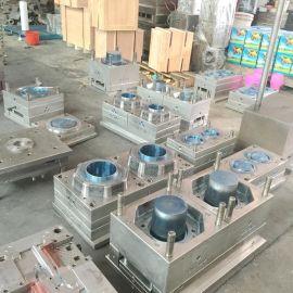 塑胶油漆桶模具,涂料桶模具