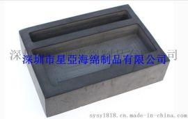 直销EVA温度计泡棉内托 EVA异形研磨 贴合EVA成型
