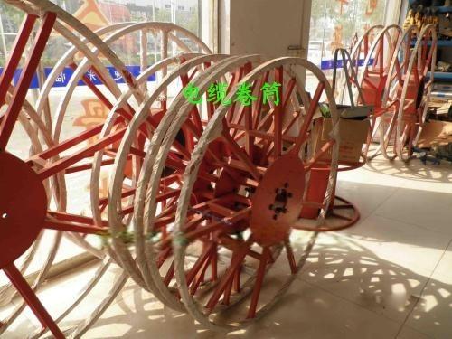 JTA弹簧式电缆卷筒| 截面10/16|卷取60|电缆卷筒价格|起重机龙门吊