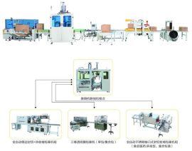 工业自动化流水线 快递包装流水线 全自动流水线