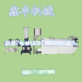 鑫丰全自动不锈钢材质干豆腐机 高效节能省心省力