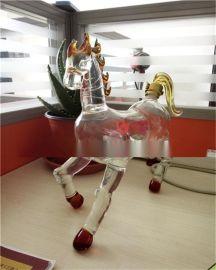 河北生产制造马造型酒瓶生肖马酒瓶十二生肖全套酒瓶