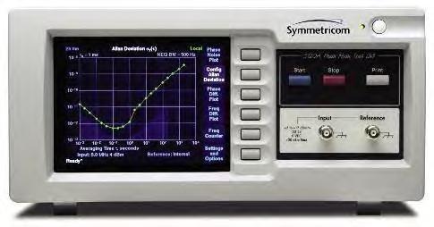美高森美Microsemi(原Symmetricom)5120A相位噪聲測試儀/艾倫方差測試儀