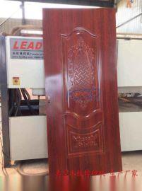 防盗门 钢木门木纹转印机 双面加热转印机生产厂家