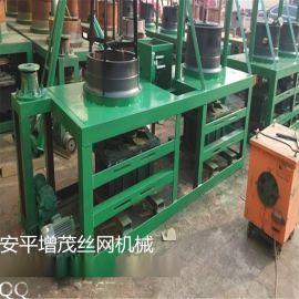 钢筋调直机/金属丝调直切断机/硬质低碳钢丝切断机械/黑铁丝拉直断丝设备