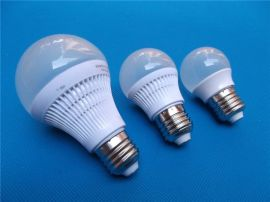 LED家庭球泡灯2w3w5wLED省电灯泡制造商