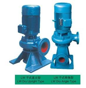 WL(LW)无堵塞排污泵