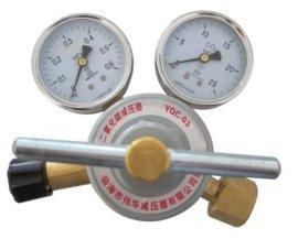 双表头二氧化碳减压器YQC-03