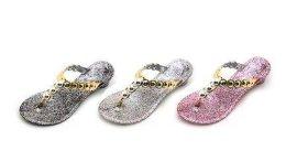 PVC水晶鞋(A31-5)