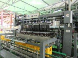 万世德WSD-ZXD60 21000瓶/时方圆瓶双导轮式装箱机