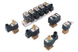 多种流体控制用直动式2·3通AB系列电磁阀阀门