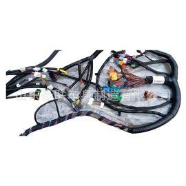 重汽豪沃T5G各种车型线束总成 重汽起动机电瓶线路图片 厂家 价格