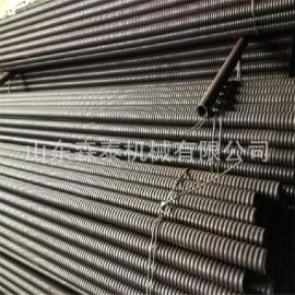 矿用中空注浆锚杆 组合中空锚杆配件 金属制品中空锚杆支护作业
