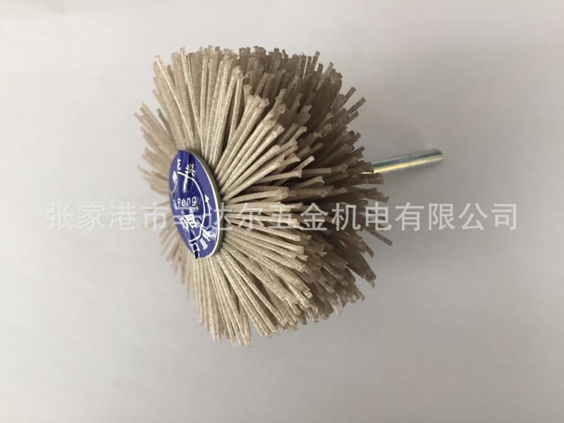 定制进口杜邦丝打磨花头磨 料丝木雕红木家具根雕浮雕抛光刷