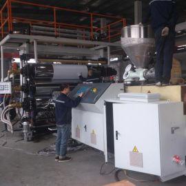 金韦尔PVC挤出透明片板生产线