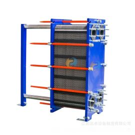 采暖换热器 生活用水可拆板式换热器