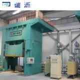 廠家配套專用140kw電加熱導熱油爐 現場調試