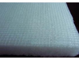 白色喷胶棉