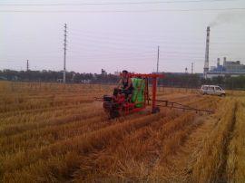 自走式高杆喷药机 高效玉米小麦喷药机