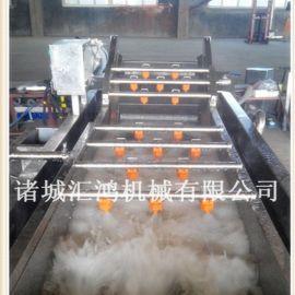 山东汇鸿HQL-4000甜玉米清洗加工