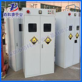 實驗室氣瓶櫃 全鋼報警氣瓶櫃