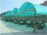 苏州卓尼PC阳光板车棚