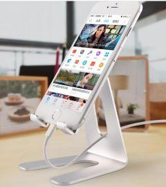 时尚铝合金优质手机架订做