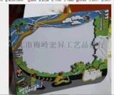新加坡旅遊相框定制 PVC軟膠相框訂制廠家