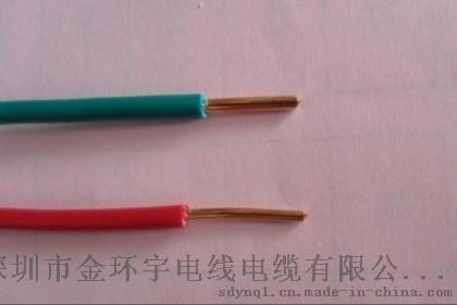 深圳市金环宇电线电缆单芯单股硬线供应BV 95平方建筑用线