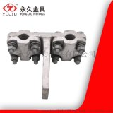 螺栓型双导线T形线夹TYS-400/120