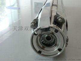 不锈钢304/316潜水泵 不锈钢潜水泵厂家