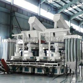 山东颗粒机厂家 临沂木屑颗粒机生产线