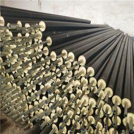 甘肃 鑫龙日升 热水钢塑复合管 供暖聚氨酯保温管道