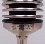 席尔特克DA型绝缘避雷针,耐高温不锈钢避雷针