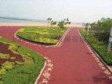 生態海綿城市領跑者,上海譽臻彩色瀝青路面材料施工