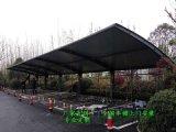 濟寧膜結構車棚施工圖、濱州充電樁遮雨棚廠家